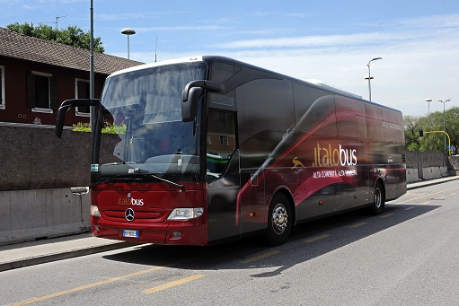Italo Bus servizio trasporti