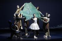 Sabrina Brazzo e i ballerini di Jas Art Ballet