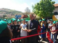 inaugurazione isola ecologica