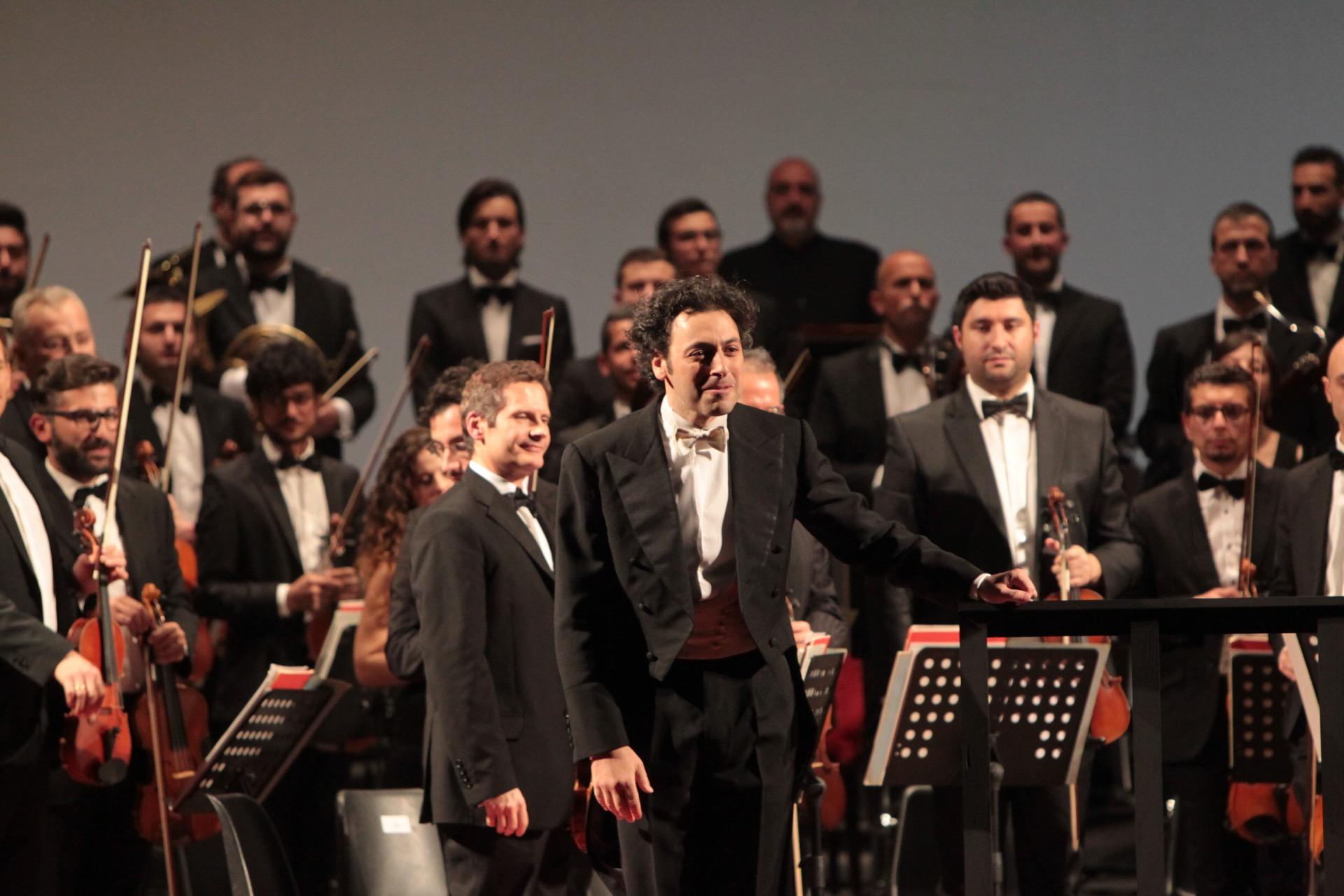 il direttore d\'orchestra carlo goldstein