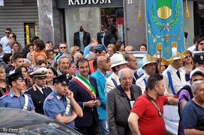 Processione San Francesco di Paola Occhiuto anno 2