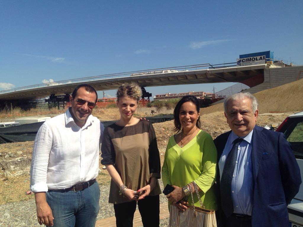commissione LLPP a ponte calatrava