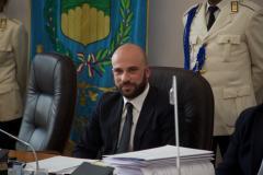 il Presidente del Consiglio pierluigi caputo