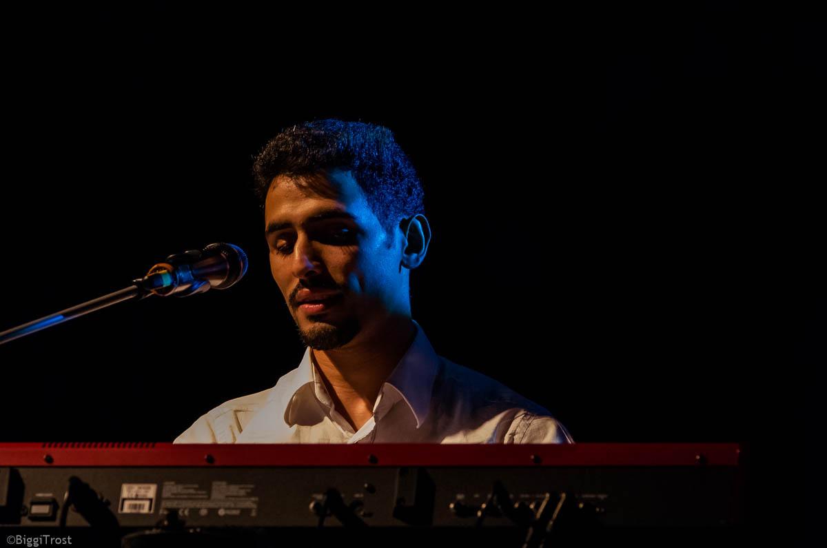 il pianista Aeham Ahmad