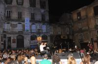 il concerto del pianista aheam amhad in piazza duo