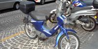 parcheggi per ciclomotori