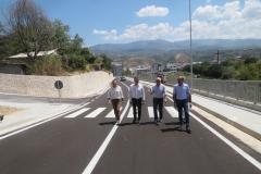 Apertura strada Serra Spiga Mendicino