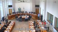 Consiglio 28 set 2017