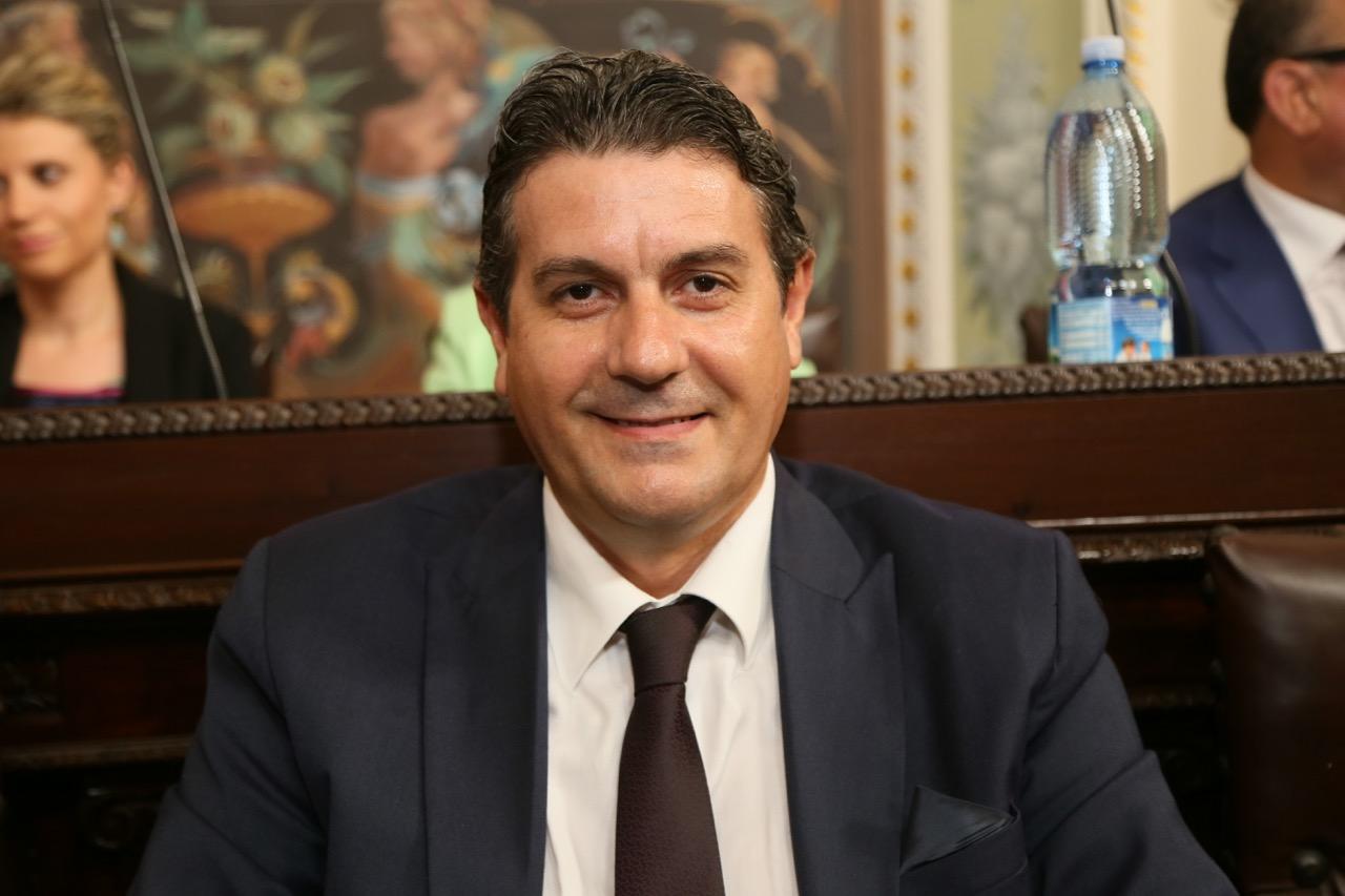 il consigliere comunale Giovanni Cipparrone