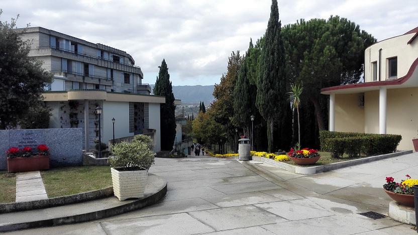 cimitero ordinato
