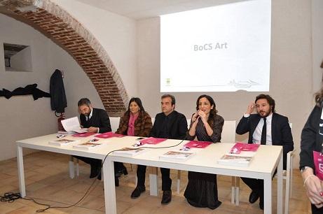 Presentazione Catalogo BoCs Art Museum