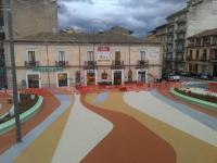la nuova Piazza Riforma
