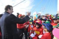 Carnevale 2018 Sindaco Occhiuto e bambini