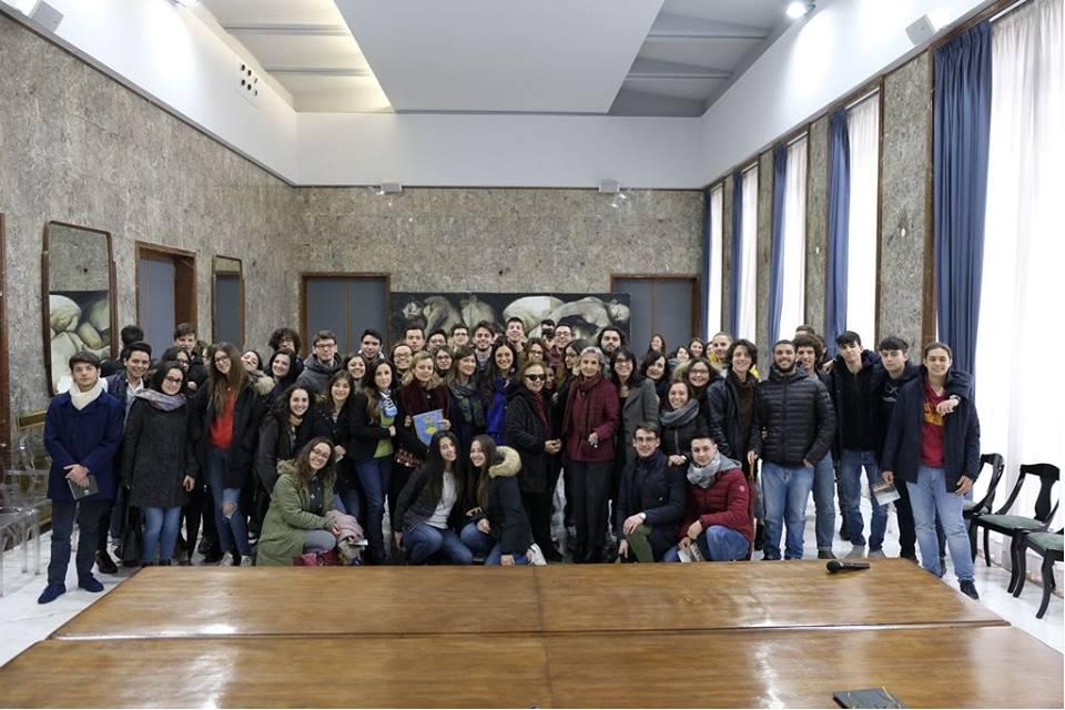 studenti e giornalisti d\'azione
