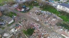 Demolizione baraccopoli Via Reggio Calabria