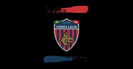 Cosenza calcio Stemma Maggio 2018