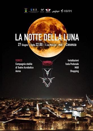 Locandina La Notte della Luna
