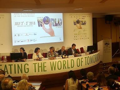 Occhiuto al Forum Internazionale di Roma sulla Sal