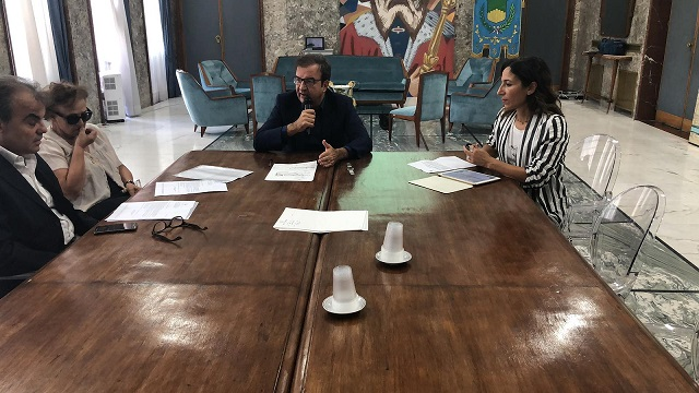 Conferenza stampa La scuola Buona Settembre 2018