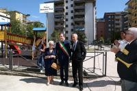 Intitolazione Piazza Demetrio Crea