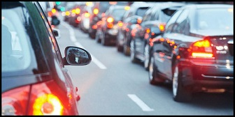 Traffico veicolare generico