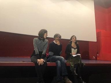 Proiezione Film Caterina Carone
