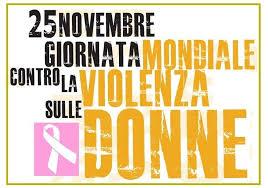 giornata contro la violenza alle donne