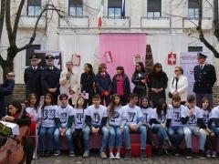 Manifestazione contro la violenza sulle donne 2018