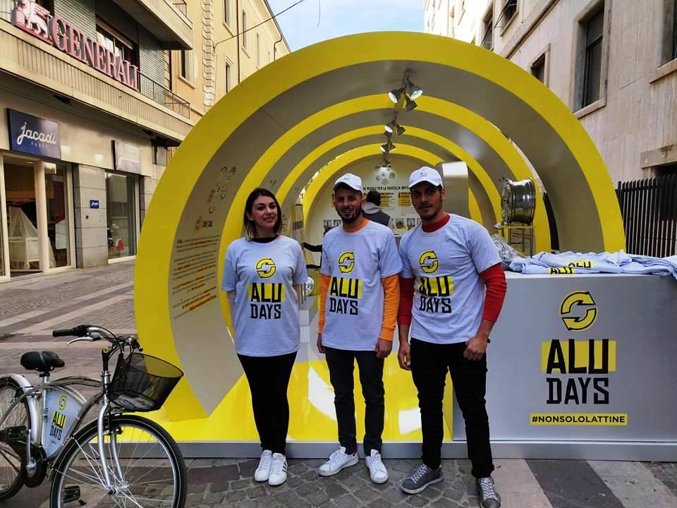 l\'iniziativa Aludays a Cosenza