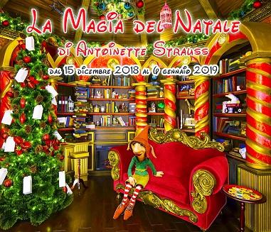Locandina La Magia del Natale