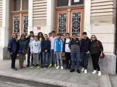 Studenti di via Negroni in Slovenia Progetto Erasm