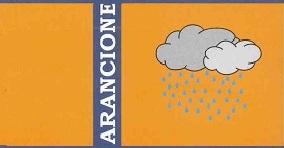 allerta meteo arancione