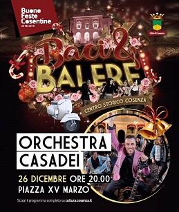 Orchestra Casadei in piazza XV Marzo_Locandina