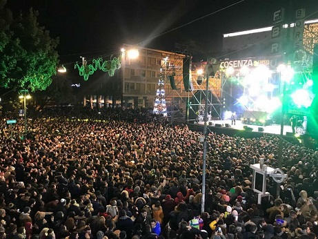 Capodanno 2019_Piazza dei Bruzi