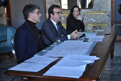 Conferenza Stampa sul Centro Storico