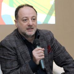Raffaele Rio, Presidente di Demoskopika