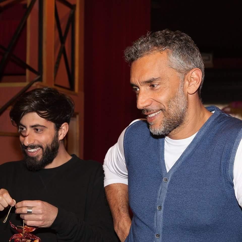 il regista Sebastiano Rizzo