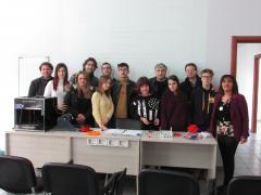 gli studenti che partecipano al progetto alternanz