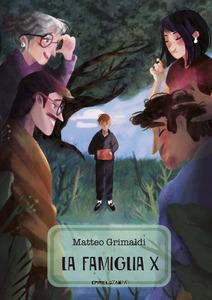 la copertina del libro di matteo grimaldi