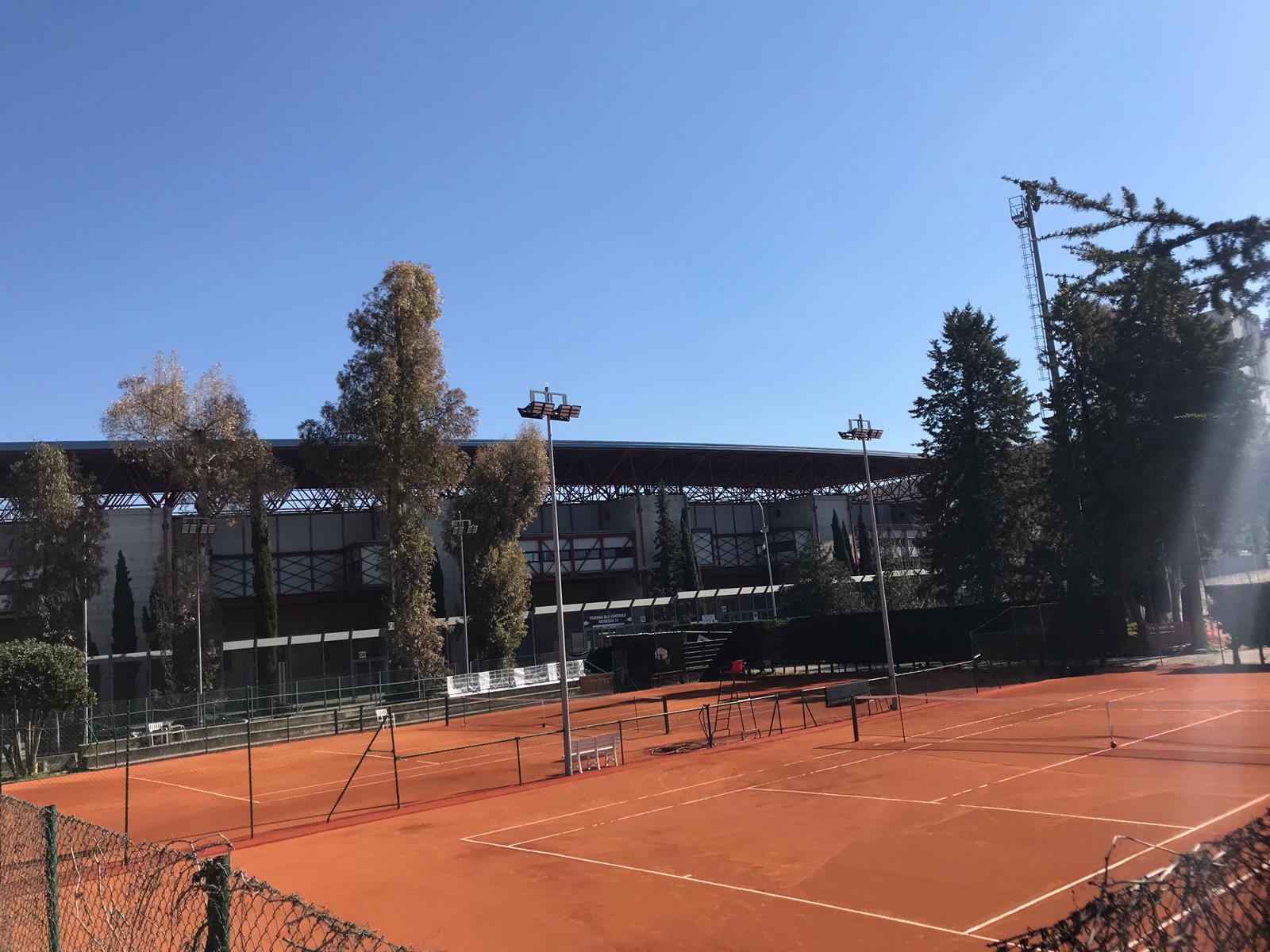 campi tennis terra rossa