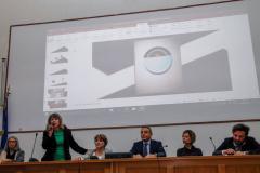 la presentazione del progetto Riversaid BoCS art
