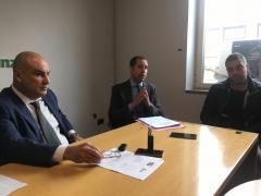 la commissione trasporti con l\'Amministratore unic