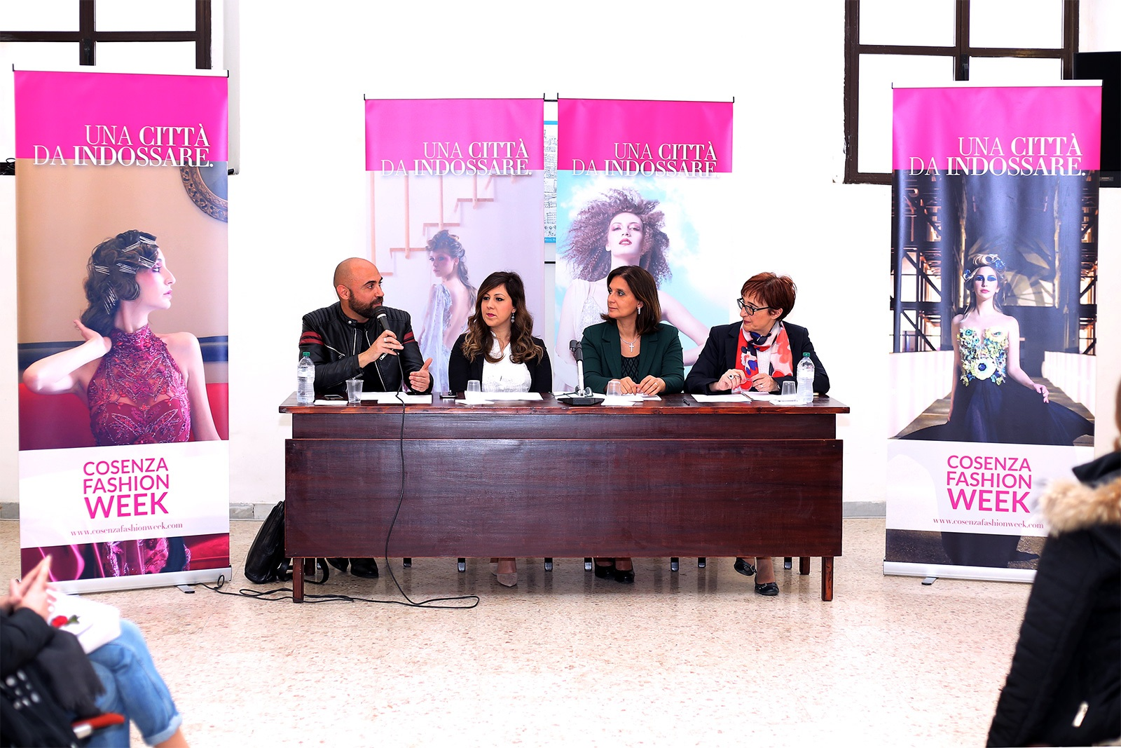 presentazione Cosenza Fashion Week