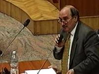 il consigliere comunale Giuseppe Aloe scomparso ie