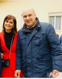 L\'Assessore Loredana Pastore e il consigliere Gisb