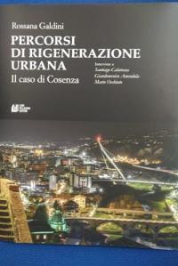 Copertina Libro Percorsi di Rigenerazione Urbana