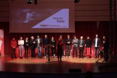 un momento della precedente edizione di TEDxCosenz