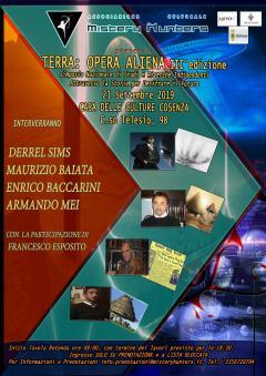 la locandina dell\'evento Terra Opera Aliena