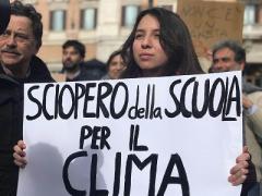 Sciopero degli Studenti per il Clima