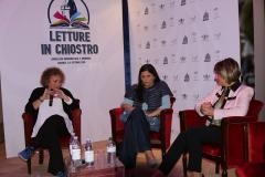 Eva Catizone, il Vicesindaco Jole Santelli e il Si